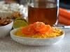 Aromatyczna pasta migdałowo marchewkowa