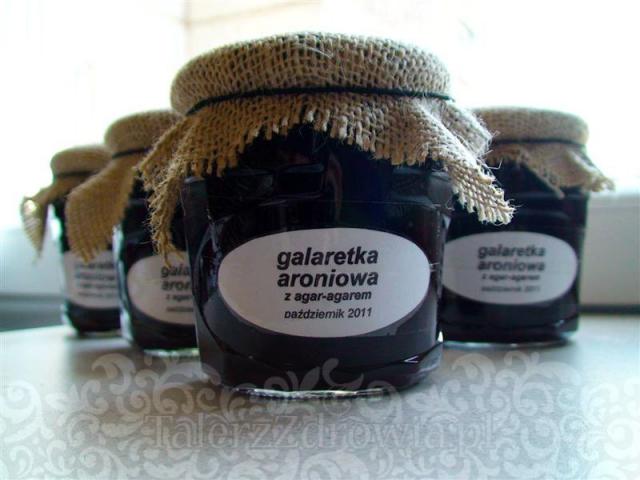 galaretka-aroniowa