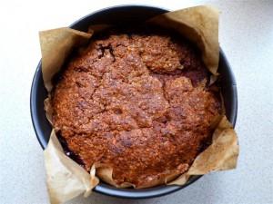 Ciasto migdalowe z truskawkami 03
